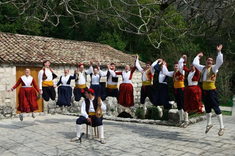 Lindjo folklore ensemble